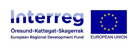 Interreg Öresund-Kattegat-Skagerak logo